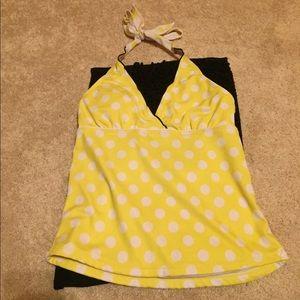 Other - Yellow Swim Top